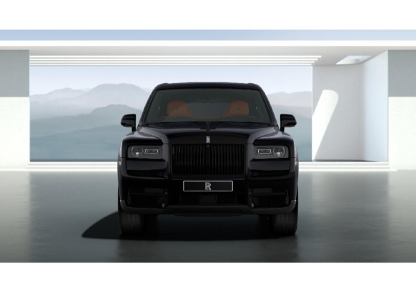 New 2021 Rolls-Royce Cullinan Black Badge for sale Sold at Alfa Romeo of Greenwich in Greenwich CT 06830 2