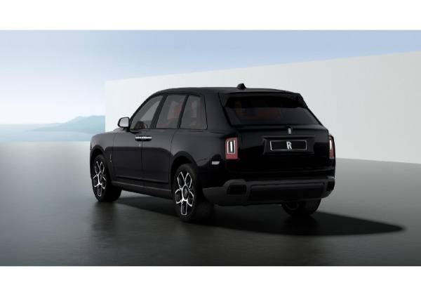 New 2021 Rolls-Royce Cullinan Black Badge for sale Sold at Alfa Romeo of Greenwich in Greenwich CT 06830 3