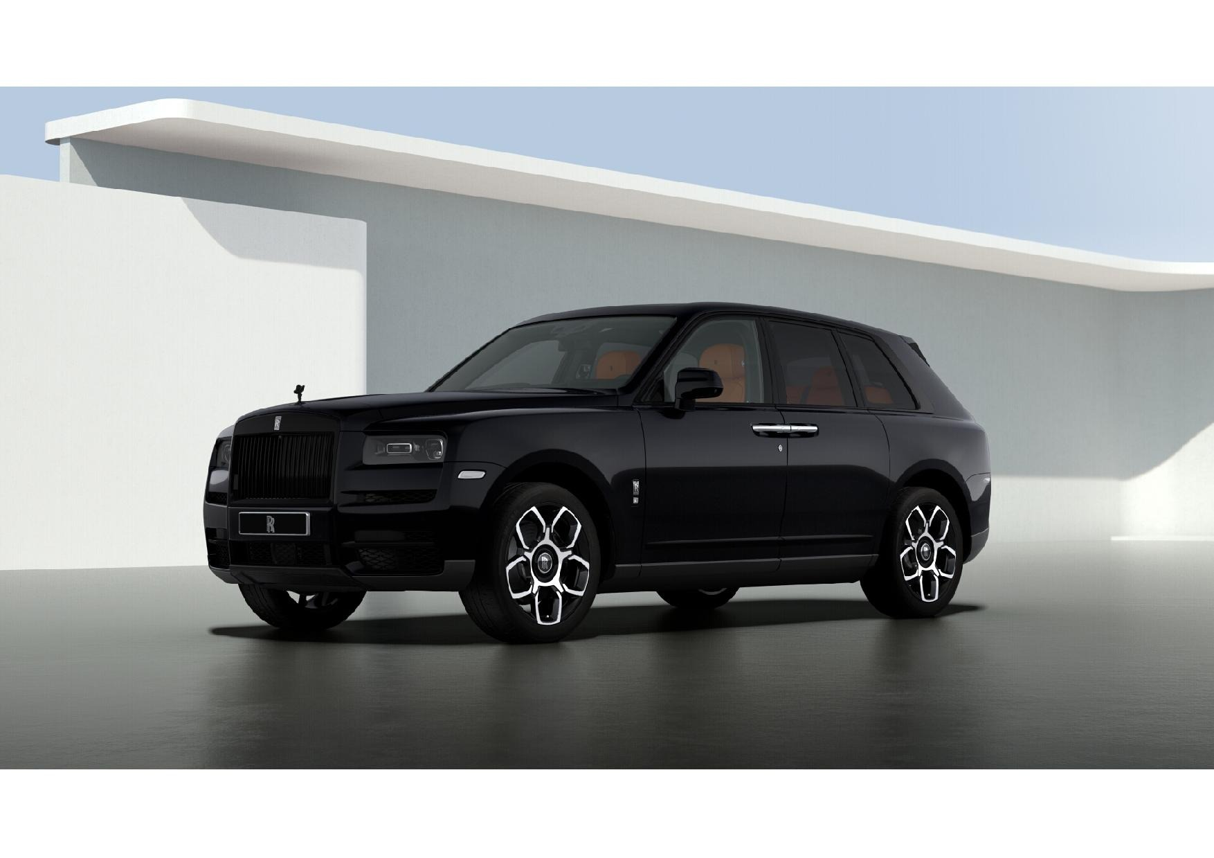 New 2021 Rolls-Royce Cullinan Black Badge for sale $433,225 at Alfa Romeo of Greenwich in Greenwich CT 06830 1