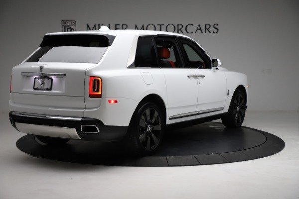 Used 2021 Rolls-Royce Cullinan for sale Sold at Alfa Romeo of Greenwich in Greenwich CT 06830 10