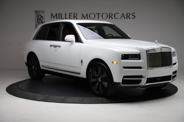 Used 2021 Rolls-Royce Cullinan for sale Sold at Alfa Romeo of Greenwich in Greenwich CT 06830 13