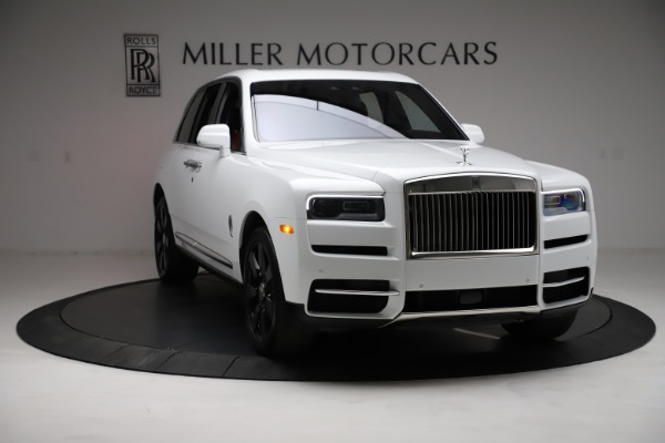 Used 2021 Rolls-Royce Cullinan for sale Sold at Alfa Romeo of Greenwich in Greenwich CT 06830 14