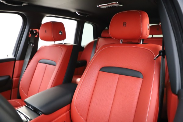 Used 2021 Rolls-Royce Cullinan for sale Sold at Alfa Romeo of Greenwich in Greenwich CT 06830 17