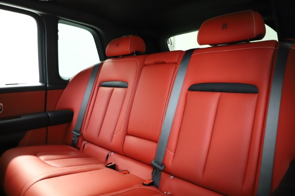 Used 2021 Rolls-Royce Cullinan for sale Sold at Alfa Romeo of Greenwich in Greenwich CT 06830 19