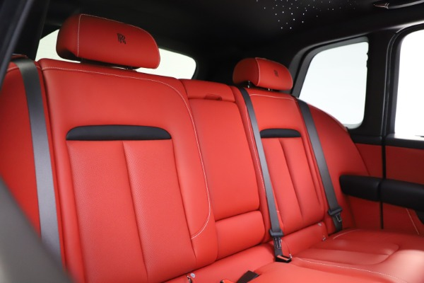 Used 2021 Rolls-Royce Cullinan for sale Sold at Alfa Romeo of Greenwich in Greenwich CT 06830 20