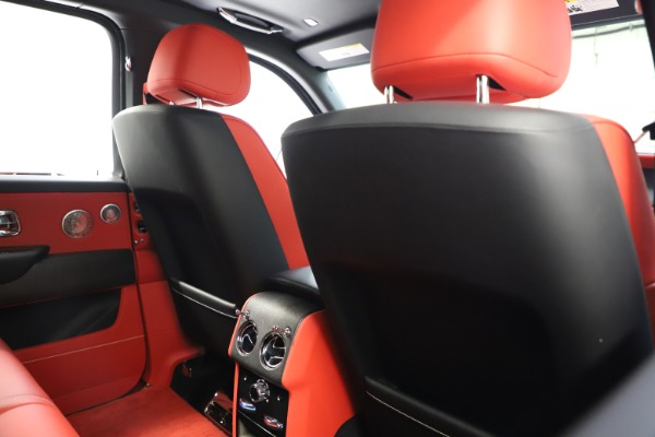 Used 2021 Rolls-Royce Cullinan for sale Sold at Alfa Romeo of Greenwich in Greenwich CT 06830 22