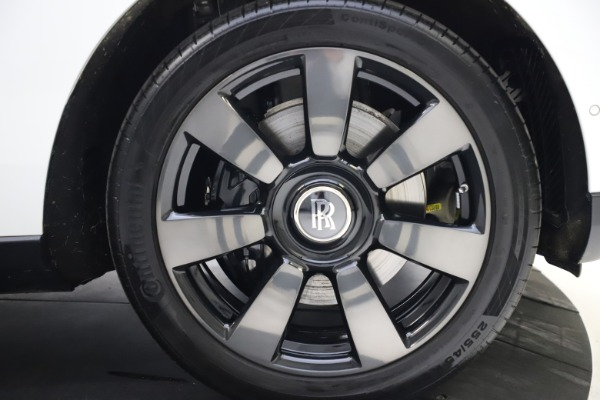 Used 2021 Rolls-Royce Cullinan for sale Sold at Alfa Romeo of Greenwich in Greenwich CT 06830 24