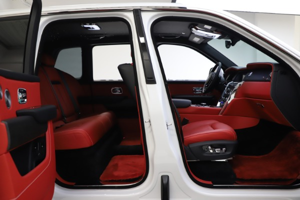 Used 2021 Rolls-Royce Cullinan for sale Sold at Alfa Romeo of Greenwich in Greenwich CT 06830 26
