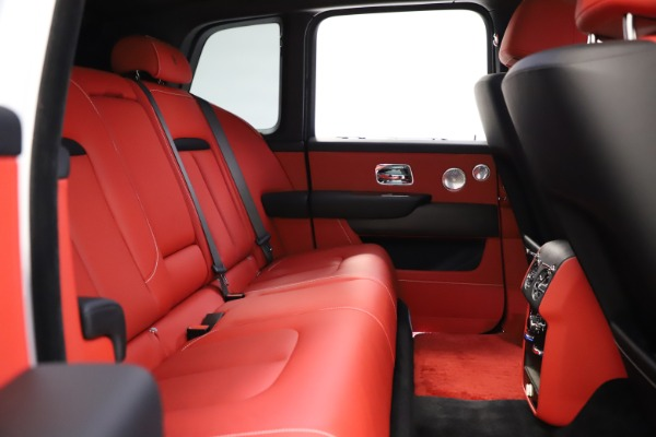 Used 2021 Rolls-Royce Cullinan for sale Sold at Alfa Romeo of Greenwich in Greenwich CT 06830 28
