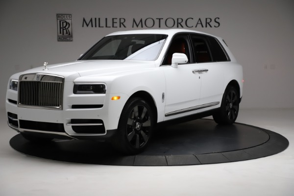 New 2021 Rolls-Royce Cullinan for sale $378,525 at Alfa Romeo of Greenwich in Greenwich CT 06830 3