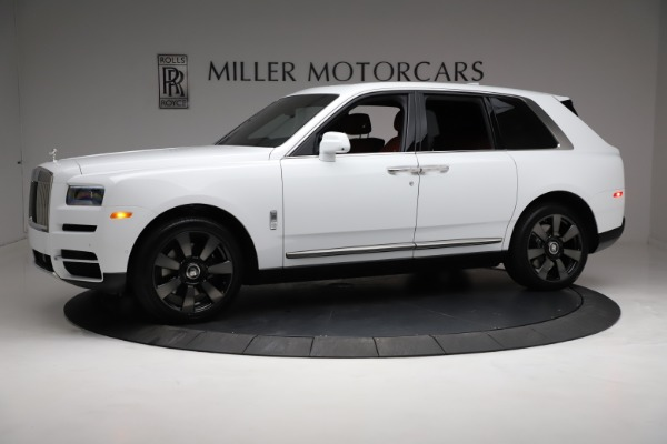New 2021 Rolls-Royce Cullinan for sale $378,525 at Alfa Romeo of Greenwich in Greenwich CT 06830 4
