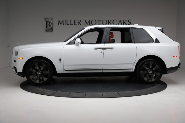 New 2021 Rolls-Royce Cullinan for sale $378,525 at Alfa Romeo of Greenwich in Greenwich CT 06830 5