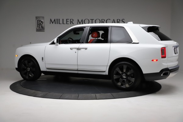 Used 2021 Rolls-Royce Cullinan for sale Sold at Alfa Romeo of Greenwich in Greenwich CT 06830 6