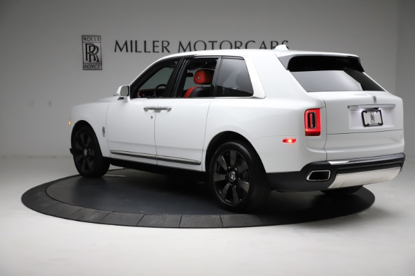 Used 2021 Rolls-Royce Cullinan for sale Sold at Alfa Romeo of Greenwich in Greenwich CT 06830 7