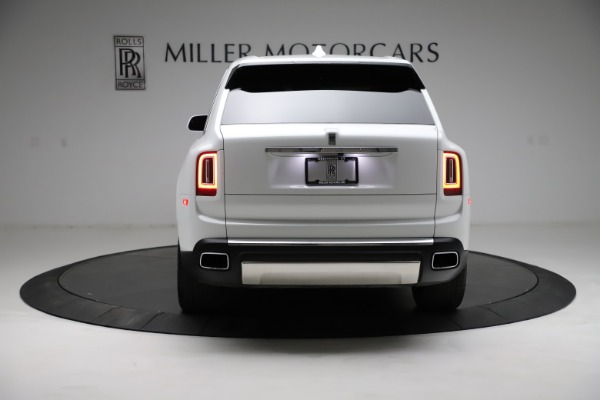 Used 2021 Rolls-Royce Cullinan for sale Sold at Alfa Romeo of Greenwich in Greenwich CT 06830 8