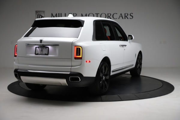 Used 2021 Rolls-Royce Cullinan for sale Sold at Alfa Romeo of Greenwich in Greenwich CT 06830 9