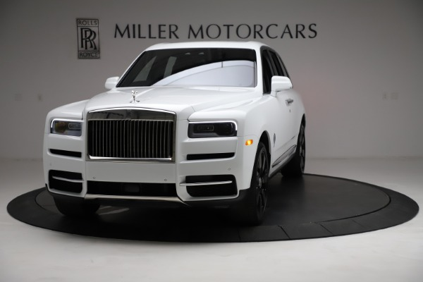 New 2021 Rolls-Royce Cullinan for sale $378,525 at Alfa Romeo of Greenwich in Greenwich CT 06830 1