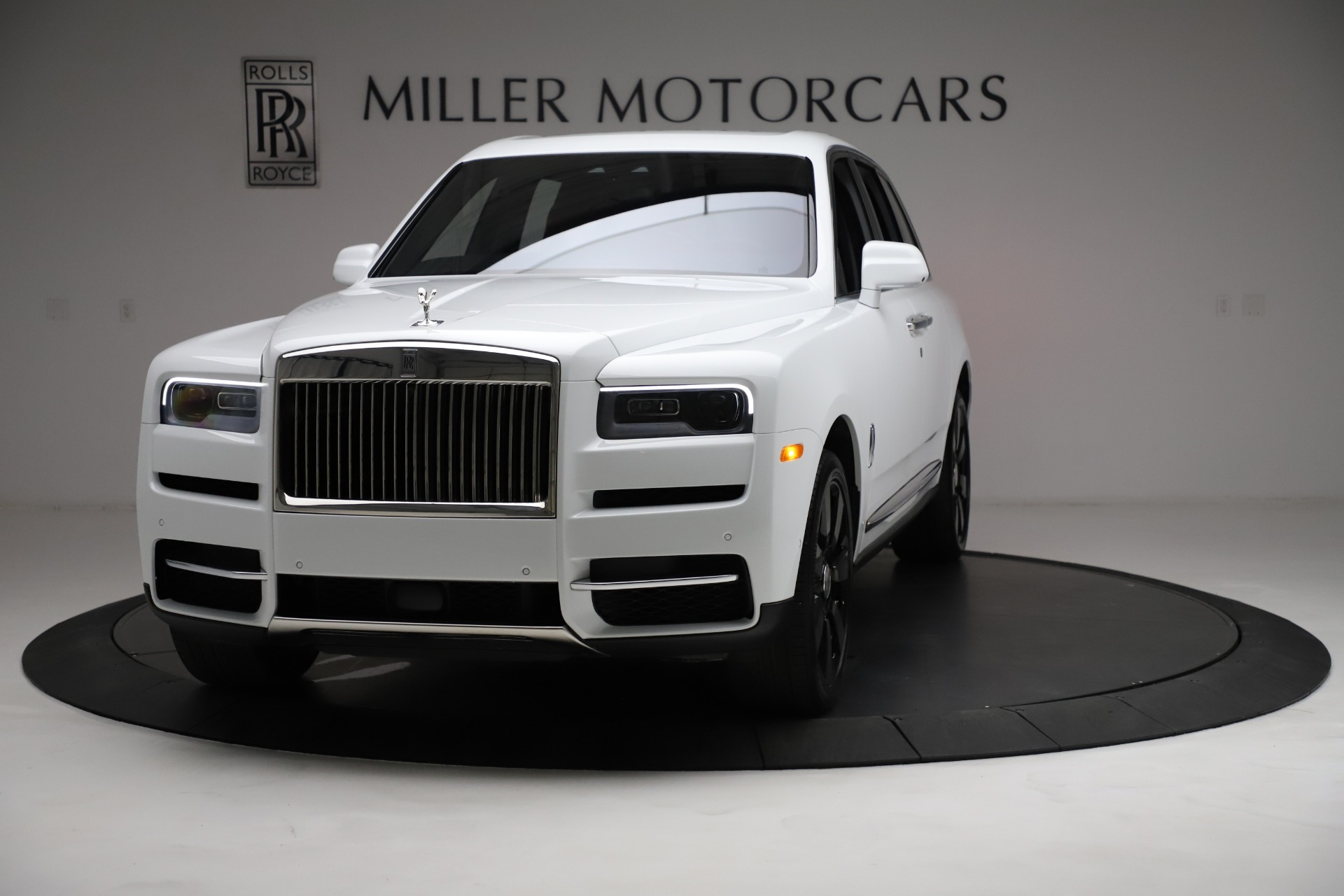 Used 2021 Rolls-Royce Cullinan for sale Sold at Alfa Romeo of Greenwich in Greenwich CT 06830 1