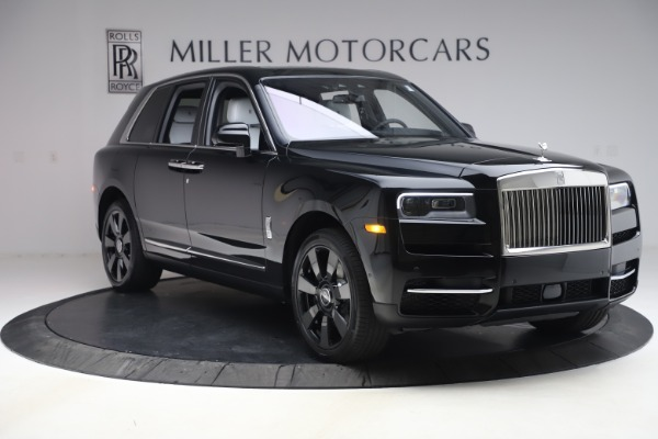 New 2021 Rolls-Royce Cullinan for sale Sold at Alfa Romeo of Greenwich in Greenwich CT 06830 11