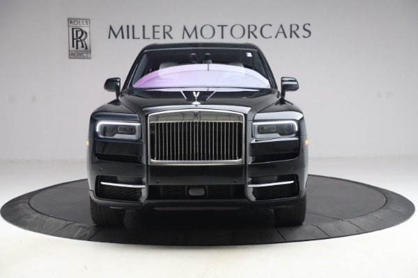 New 2021 Rolls-Royce Cullinan for sale Sold at Alfa Romeo of Greenwich in Greenwich CT 06830 12