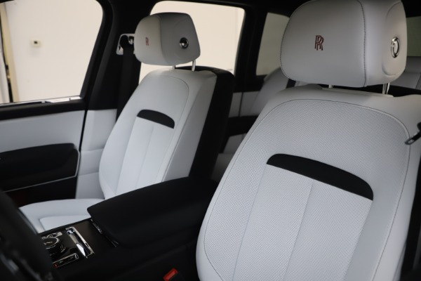 New 2021 Rolls-Royce Cullinan for sale Sold at Alfa Romeo of Greenwich in Greenwich CT 06830 13