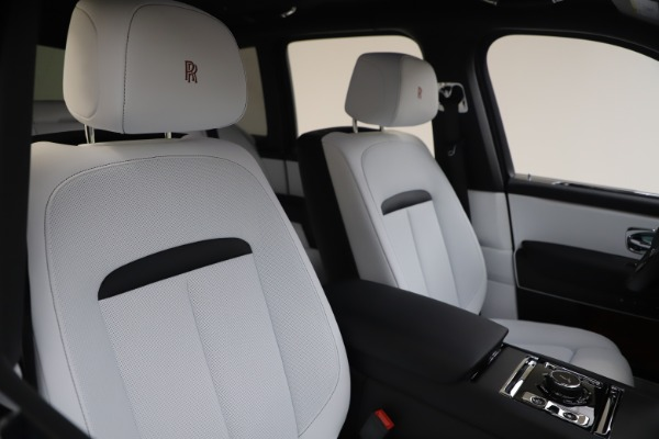 New 2021 Rolls-Royce Cullinan for sale Sold at Alfa Romeo of Greenwich in Greenwich CT 06830 14