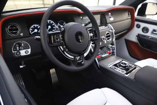 New 2021 Rolls-Royce Cullinan for sale Sold at Alfa Romeo of Greenwich in Greenwich CT 06830 15