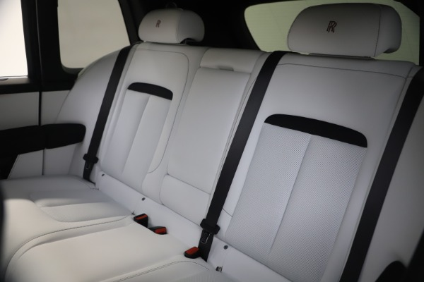 New 2021 Rolls-Royce Cullinan for sale Sold at Alfa Romeo of Greenwich in Greenwich CT 06830 18