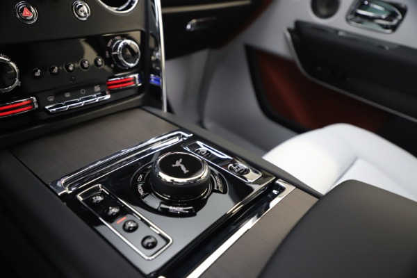 New 2021 Rolls-Royce Cullinan for sale Sold at Alfa Romeo of Greenwich in Greenwich CT 06830 21