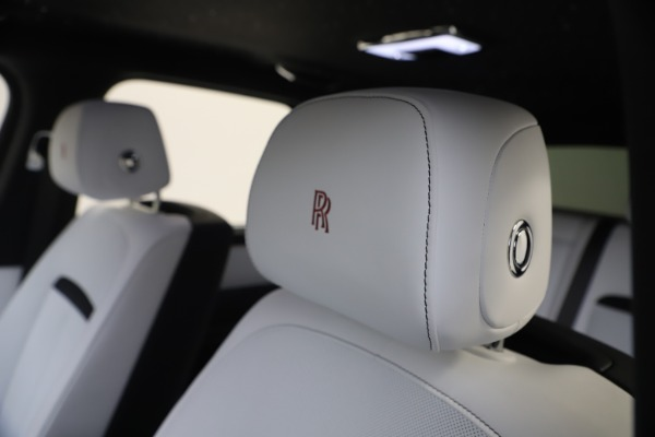 New 2021 Rolls-Royce Cullinan for sale Sold at Alfa Romeo of Greenwich in Greenwich CT 06830 23