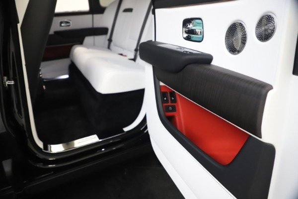 New 2021 Rolls-Royce Cullinan for sale Sold at Alfa Romeo of Greenwich in Greenwich CT 06830 26