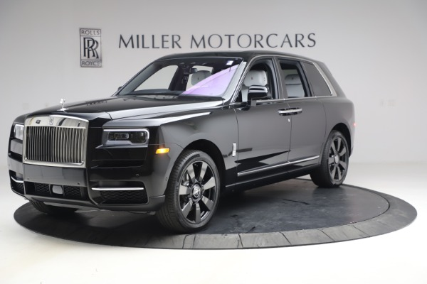 New 2021 Rolls-Royce Cullinan for sale $369,975 at Alfa Romeo of Greenwich in Greenwich CT 06830 3