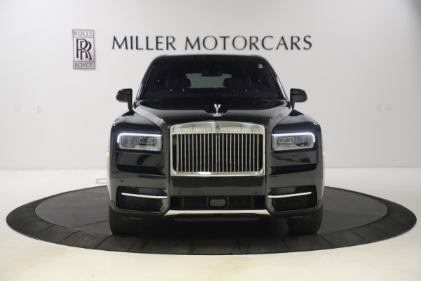 New 2021 Rolls-Royce Cullinan for sale $372,725 at Alfa Romeo of Greenwich in Greenwich CT 06830 11