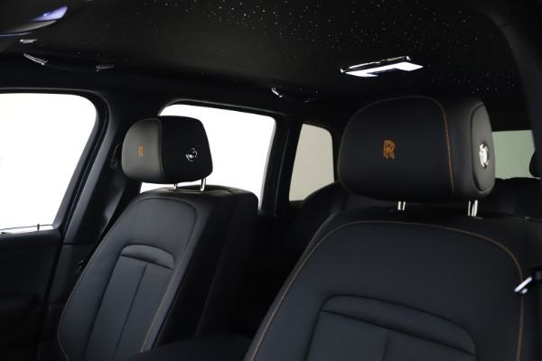 New 2021 Rolls-Royce Cullinan for sale $372,725 at Alfa Romeo of Greenwich in Greenwich CT 06830 12