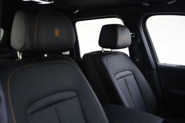 New 2021 Rolls-Royce Cullinan for sale $372,725 at Alfa Romeo of Greenwich in Greenwich CT 06830 13