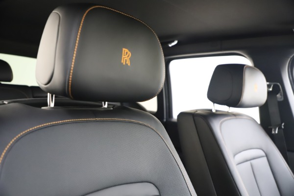 New 2021 Rolls-Royce Cullinan for sale $372,725 at Alfa Romeo of Greenwich in Greenwich CT 06830 14