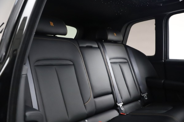 New 2021 Rolls-Royce Cullinan for sale $372,725 at Alfa Romeo of Greenwich in Greenwich CT 06830 19