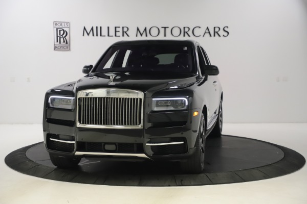 New 2021 Rolls-Royce Cullinan for sale $372,725 at Alfa Romeo of Greenwich in Greenwich CT 06830 2