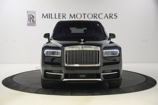 New 2021 Rolls-Royce Cullinan for sale $372,725 at Alfa Romeo of Greenwich in Greenwich CT 06830 3