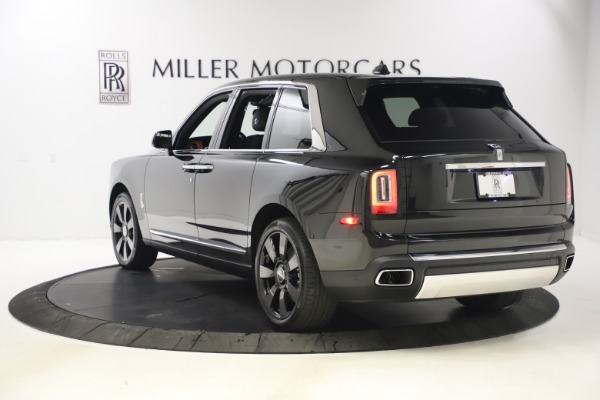 New 2021 Rolls-Royce Cullinan for sale $372,725 at Alfa Romeo of Greenwich in Greenwich CT 06830 6