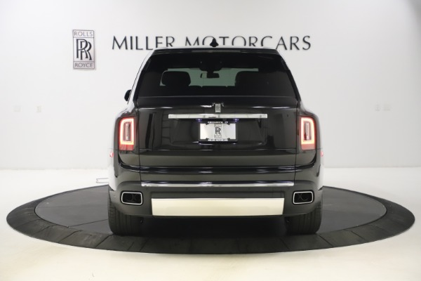 New 2021 Rolls-Royce Cullinan for sale $372,725 at Alfa Romeo of Greenwich in Greenwich CT 06830 7