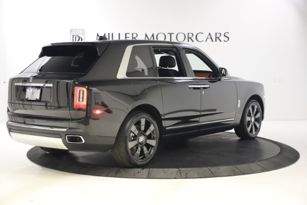 New 2021 Rolls-Royce Cullinan for sale $372,725 at Alfa Romeo of Greenwich in Greenwich CT 06830 8
