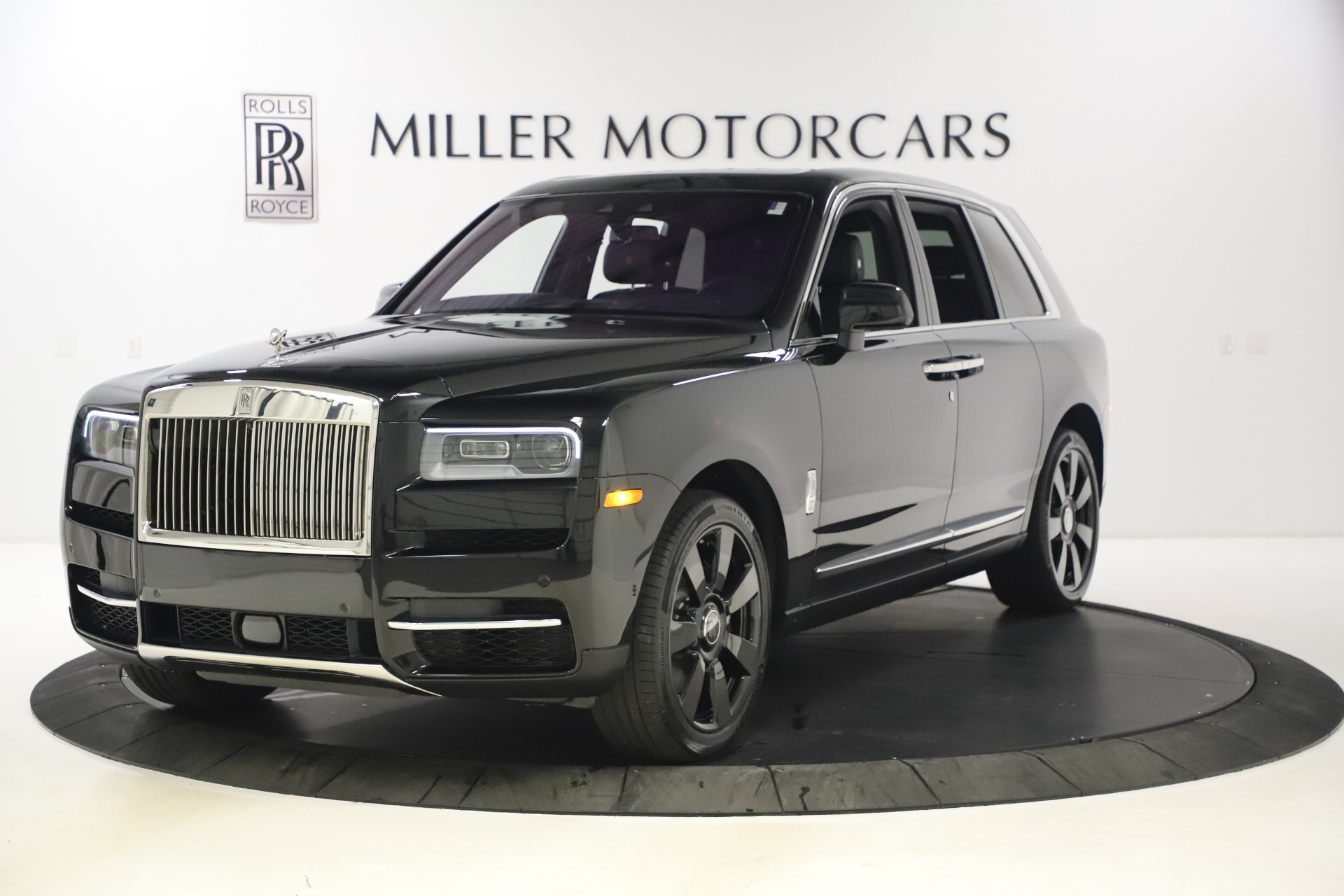 New 2021 Rolls-Royce Cullinan for sale $372,725 at Alfa Romeo of Greenwich in Greenwich CT 06830 1