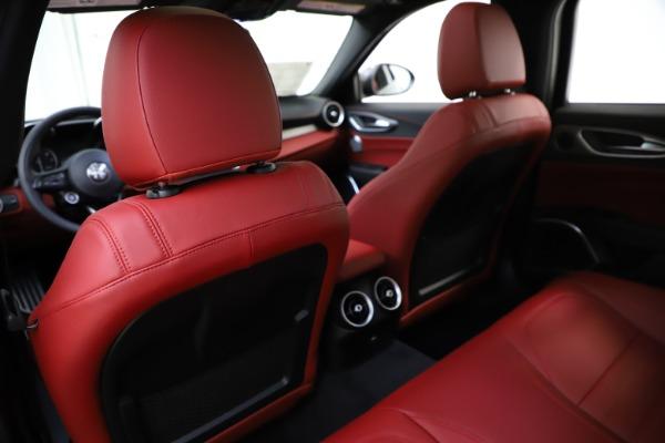 New 2020 Alfa Romeo Giulia Ti Sport Q4 for sale $48,595 at Alfa Romeo of Greenwich in Greenwich CT 06830 20