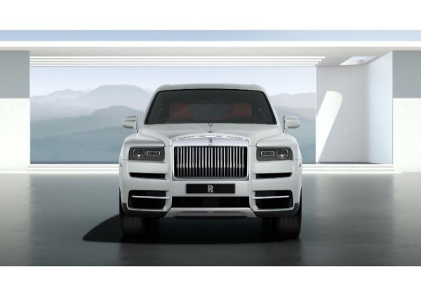 New 2021 Rolls-Royce Cullinan for sale Sold at Alfa Romeo of Greenwich in Greenwich CT 06830 2