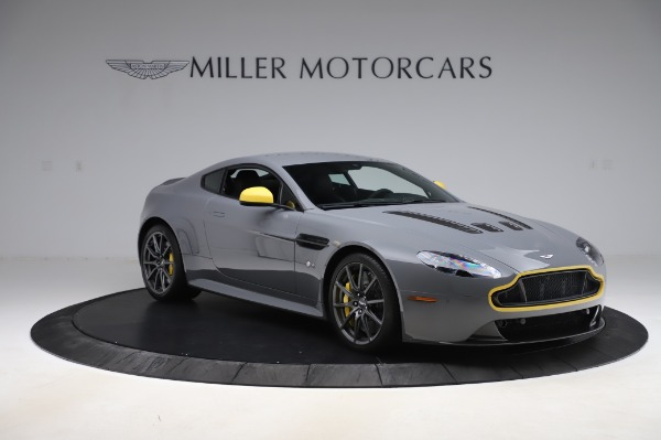 Used 2017 Aston Martin V12 Vantage S for sale $185,900 at Alfa Romeo of Greenwich in Greenwich CT 06830 10
