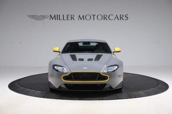 Used 2017 Aston Martin V12 Vantage S for sale $185,900 at Alfa Romeo of Greenwich in Greenwich CT 06830 11