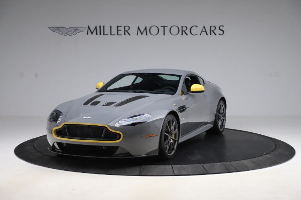 Used 2017 Aston Martin V12 Vantage S for sale $185,900 at Alfa Romeo of Greenwich in Greenwich CT 06830 12