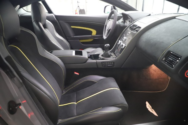 Used 2017 Aston Martin V12 Vantage S for sale $185,900 at Alfa Romeo of Greenwich in Greenwich CT 06830 19