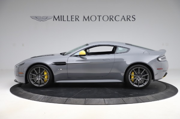 Used 2017 Aston Martin V12 Vantage S for sale $185,900 at Alfa Romeo of Greenwich in Greenwich CT 06830 2